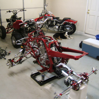 Квадроциклы ремонт своими руками